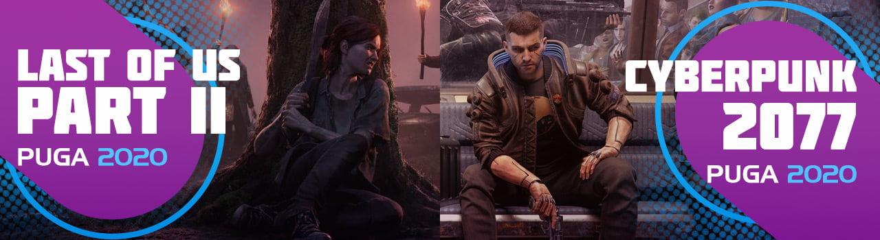 The Last of Us Part II і Cyberpunk 2077