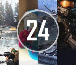Різдвяний 24-годинний стрім 2020