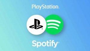 PlayStation Spotify