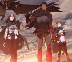 DOTA: Кров дракона / DOTA: Dragon's Blood