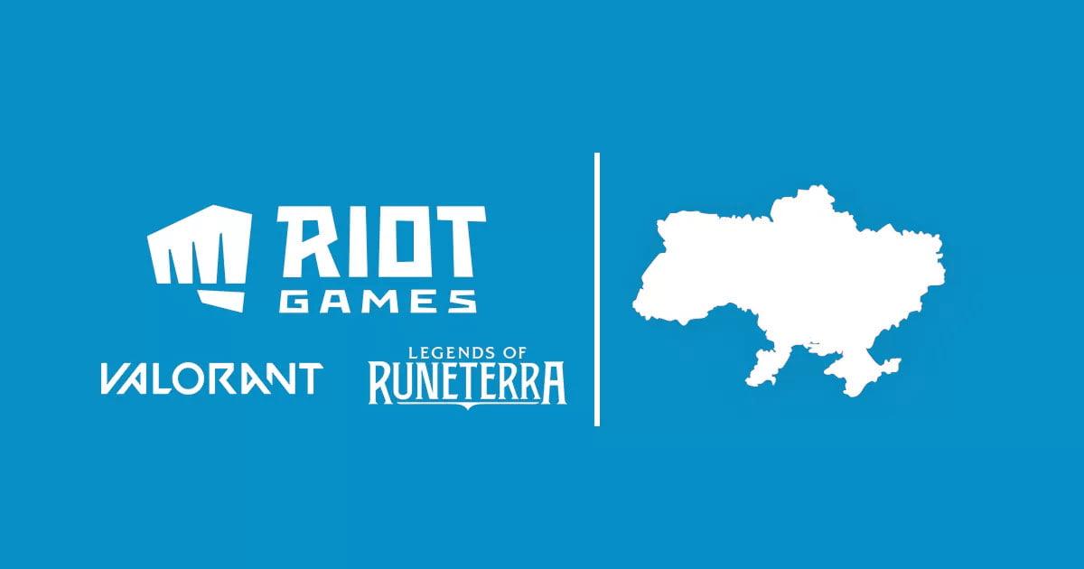 Riot Games і LeoGaming запускають прийом платежів по VALORANT і Legends of Runeterra в Україні