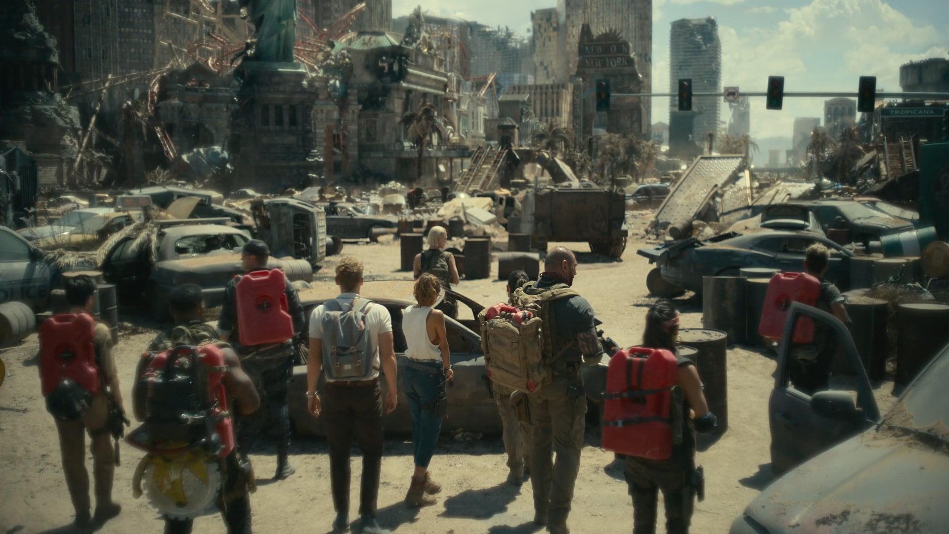 Армія мерців / Army of the Dead (2021)