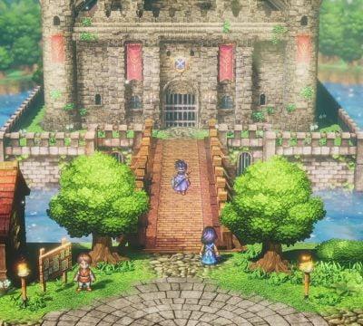 Dragon Quest 3 HD-2D