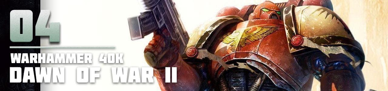 4. Warhammer 40,000: Dawn of War II