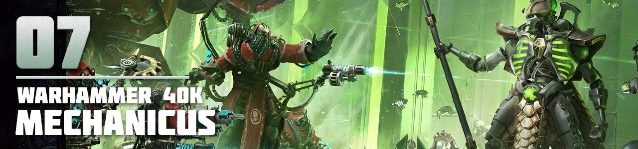 7. Warhammer 40,000: Mechanicus
