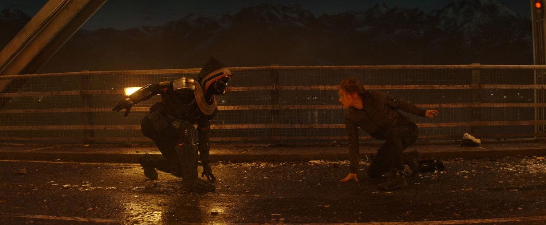 Чорна Вдова / Black Widow (2021)