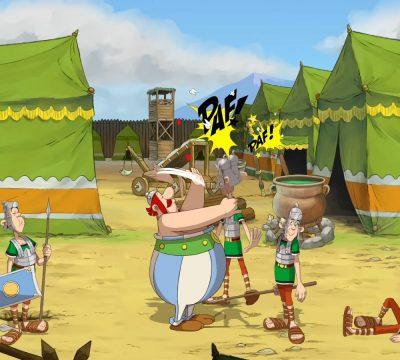 Asterix Obelix: Slap them All!
