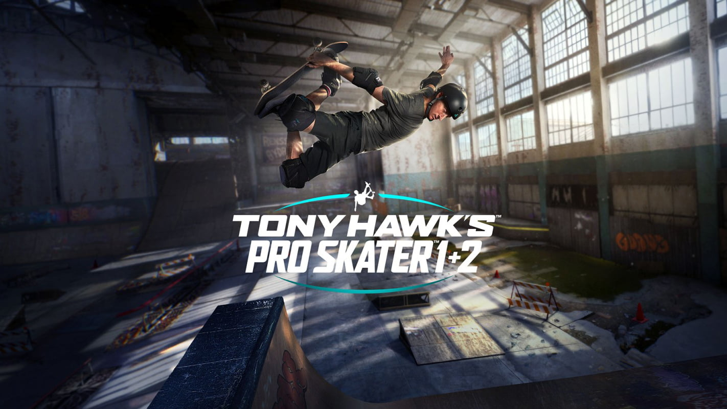 Tony Hawk`s Pro Skater 1-2