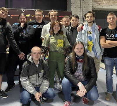 Comic Con Ukraine 2021 - PlayUA