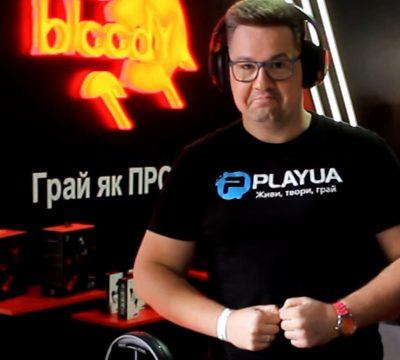 Bloody Ukraine Comic Con Ukraine 2021 PlayUA